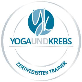 Zertifikat Yoga und Krebs Ivonne Wiedmann